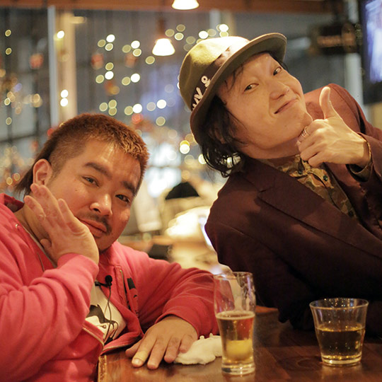 多数のゲイバーが集結!日本一のゲイタウン